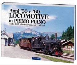 Bild von Anni '50 e '60 LOCOMOTIVE in primo piano