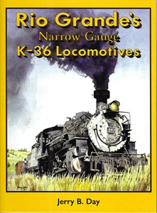 Bild von Rio Grande´s Narrow Gauge	K-36 Lokomotives