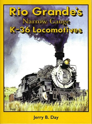 Rio Grande´s Narrow Gauge	K-36 Lokomotives, Bild 1